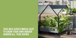 krydda v xer series indoor gardening series ikea feel desain
