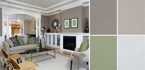 Ideas For Painting Living Rooms - ideas for living room colors paint palettes and color