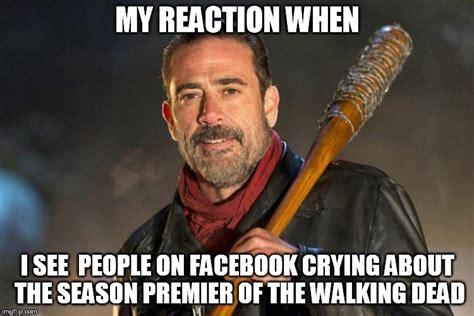 Walking Dead Meme Generator - image tagged in twd negan imgflip