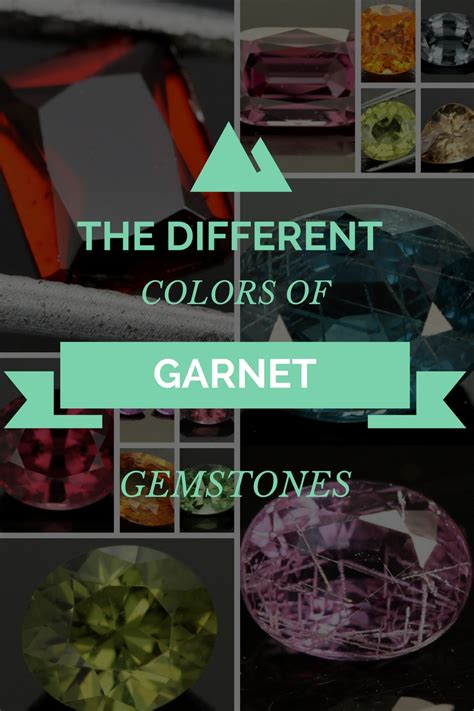 garnet colors garnet color what color is garnet with pictures seda