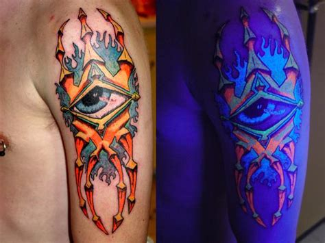 uv tattoo ink