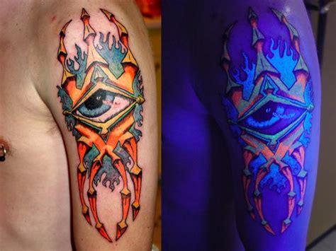 uv tattoo ink