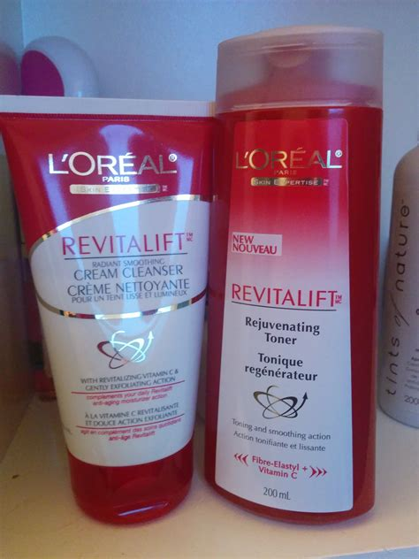 Toner L Oreal l oreal revitalift rejuvenating toner reviews in toner chickadvisor