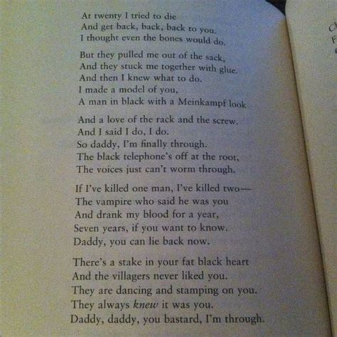 Plath Poem by By Sylvia Plath Poetry Expresses