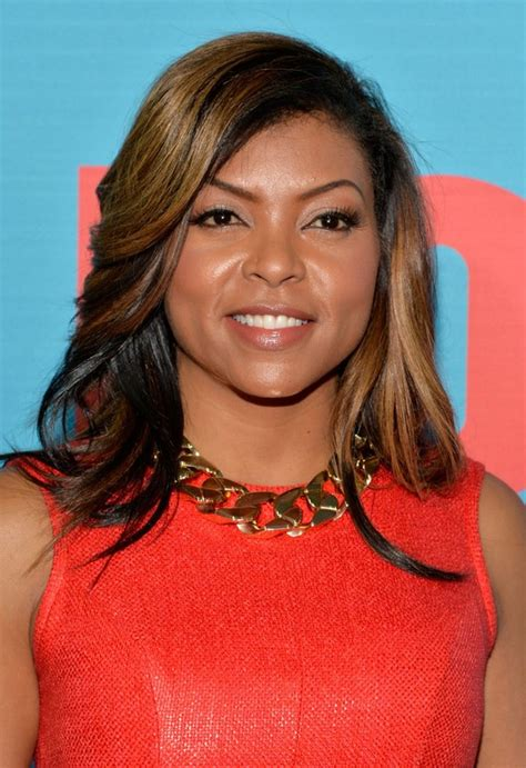 taraji p henson long wavy hairstyle pictures to pin on pinterest taraji p henson highlighted dark wavy hairstyle for black