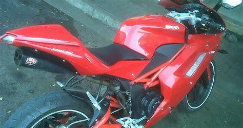 Handle Fox Vixion Ride It prostreet shop kit replika ducati 1098 for megelli 250 r