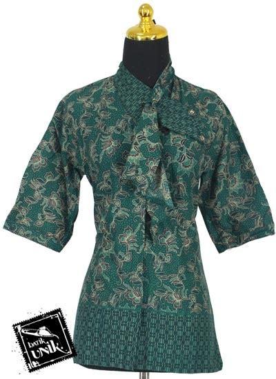 Baju Batik Di Matahari Baju Batik Sarimbit Blus Motif Kembang Matahari Saluran