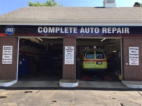 massachusetts auto repair parts service stations for inspection station arlington ma eli s service station