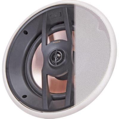 nxg pro series 8 in 120 watt 2 way in ceiling speaker