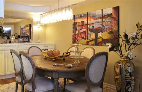 Table Los Gatos by Humecke Residence Los Gatos Dining Room Cherie