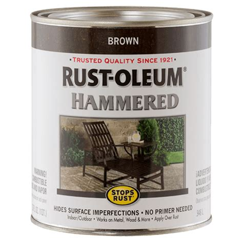stops rust 174 hammered product page