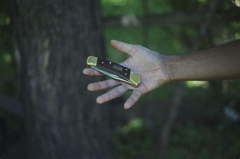 carry buck buck 110 folding knife review