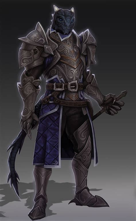 skyrim mod warrior cleric artstation bolivar concept thomas randby fantasy art