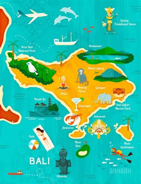 design nine indonesia map of bali for garuda indonesia by wesley robins maps i