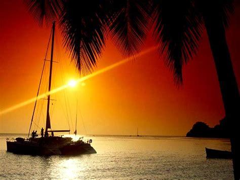 catamaran cruise to rick s cafe negril catamaran sunset cruise at ricks cafe