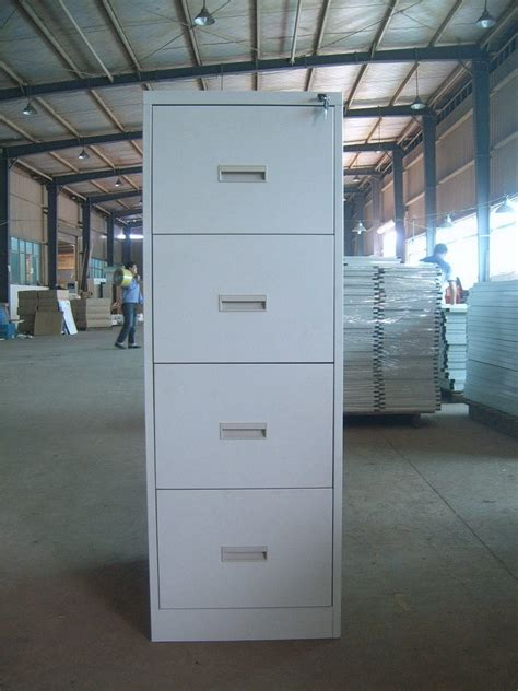 China 4 Drawer File Cabinet China Steel Filing Cabinet 4 Drawer Metal Filing Cabinet