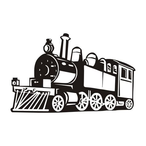 perfect quality steam train wall stickers living room