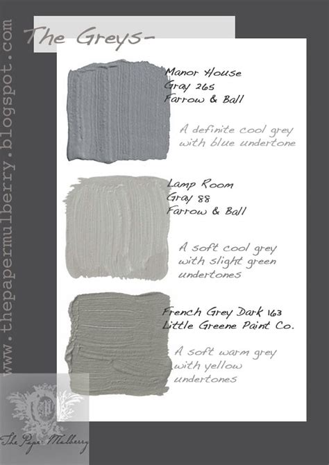 grey paint shades the paper mulberry exterior paint shades part 2 my