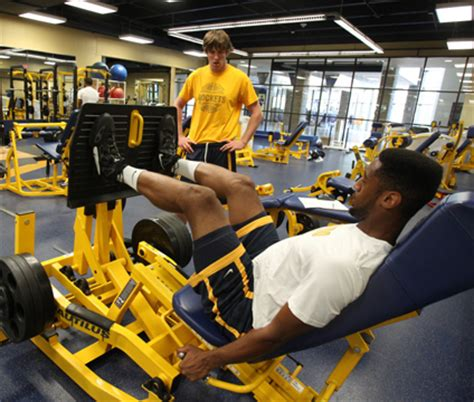 weight room workouts for football players coach tk tod kowalczyk the of toledo
