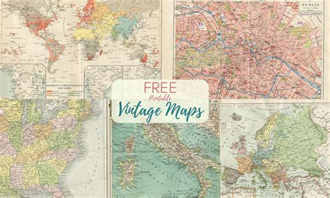 printable maps for crafts brilliant vintage map suitcase tutorial pillar box blue
