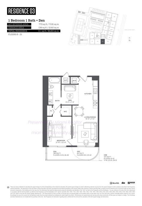 midtown residences floor plan midtown residences floor plan penthouse 2 bed the