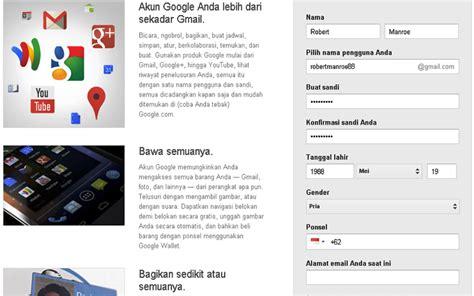 cara membuat id gmail baru my indihome blog cara membuat email baru di gmail yahoo