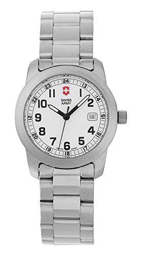 Swiss Army Sa037m Date On swiss army victorinox 24973 field collection womens