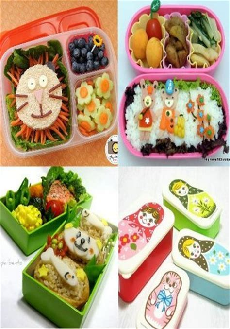 Food Drawing Dekorationpenghias Gambar Makanan Bento mau bikin bento lucu siapkan dulu alat alat ini 2