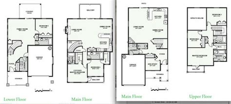 upside down living house plans second level living floor plan vs main level floor plan