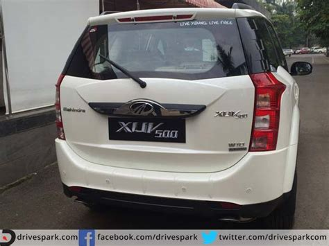 mahindra xuv 500 automatic diesel mahindra xuv500 automatic launch details drivespark
