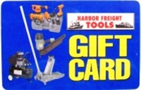 Harbor Freight Gift Card Balance - get the balance of your harbor freight tools gift card giftcardbalancenow