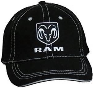 dodge ram cap adjustable hat one