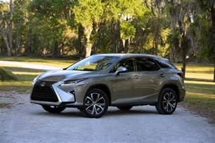 Lexus Rx350 Reviews 2017 Lexus Rx 350 Test Drive Review Autonation Drive