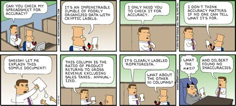 Intelligence Analyst Resume Examples by Dilbert S 20 Funniest Cartoons On Big Data