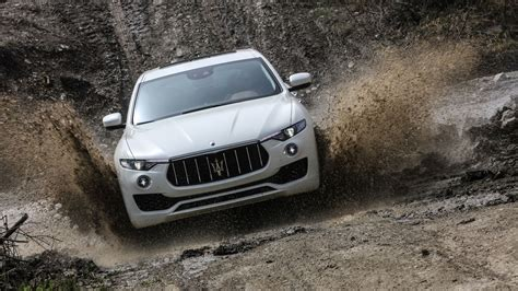 maserati italy maserati s suv levante snarls its way through the