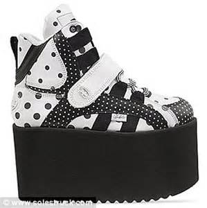 The Spice Are Backand Not A Platform Trainer In Sight by Are Buffalo Shoes A Comeback Nineties Flatform