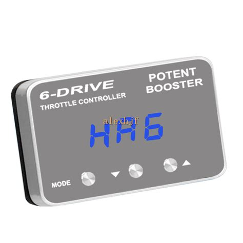ᑐtros potent booster ii 6 drive drive electronic throttle controller ᗚ ts 151l ts 151l case for
