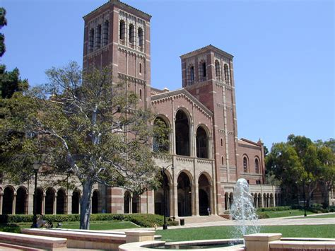 Mba Colleges In Los Angeles by Ucla Information And Data Management