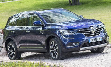 renault suv 2017 neuer renault koleos 2017 erste testfahrt autozeitung de