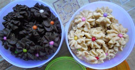 Kunci Pepet Bubuk 500 Gram resep kue semprit mawar oleh mutmainah az zahra cookpad