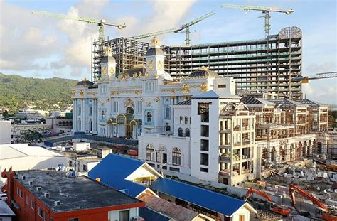 Live Work Floor Plans by Saipan S Imperial Pacific Casino Opening Despite Ongoing