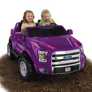 Power Wheels Ford F150 Truck Parts Power Wheels 174 Ford F 150 Purple Camo