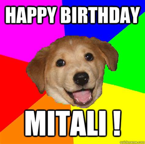 Puppy Birthday Meme - happy birthday dog