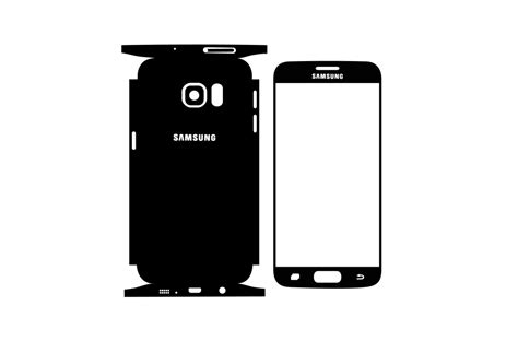 Skin Protector Samsung Galaxy Note 5 3m Black Leather Injustice galaxy s7 flat