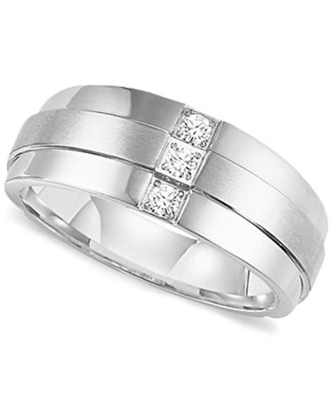 Wedding Bands No Diamonds by Triton S Three Wedding Band Ring In