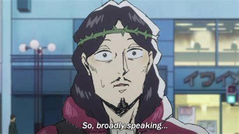 Anime Jesus by Anime Jesus Mygif Buddha Oniisan