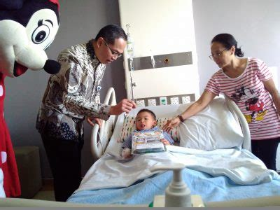 Ranjang Anak Rumah Sakit rumah sakit harus ramah untuk pasien anak palapa news