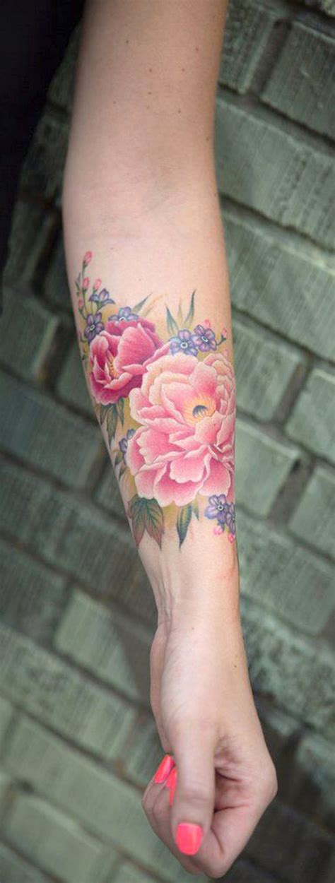 colorful tattoos for females 30 unique forearm ideas for mybodiart
