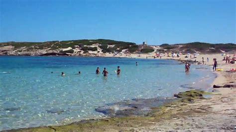 di sa spiaggia sarda di quot sa mesa longa quot un paradiso