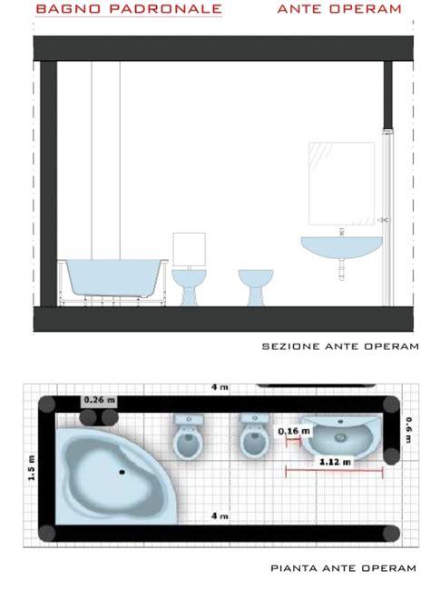 bagno rettangolare progetto ristrutturare i bagni 187 chiedi all architetto
